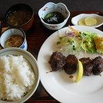 とんかつの浜田 - 料理写真:味噌カツ定食