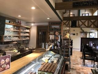 チョコレートカフェ クオレ