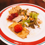 ヨナサルウテ - 料理写真:前菜盛り合わせ