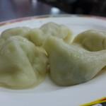 苓雅水餃大王 - 料理写真:つるつる、むちむち