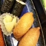 105783154 - いなり寿司・巻き寿司