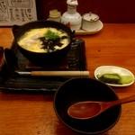 こがね - 蛤雑炊 1000円