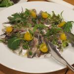 フレンチ食堂 iTToku - イワシのマリネ