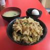 名物すた丼の店 - 料理写真:ミニすた丼