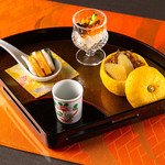 日本料理 空海 - 昼懐石Bプランの一例