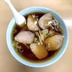 中華料理 丸福 - 料理写真:チャーシューワンタンメン(850円)