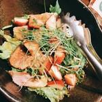 Wasshoidokorowaku - いちごのサラダ