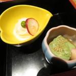 105802304 - 季節の小鉢