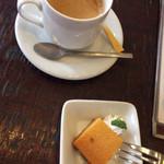 105806060 - ランチデザート&コーヒー