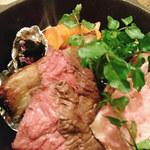 肉バル イノシカチョウ - マタギ三重奏
