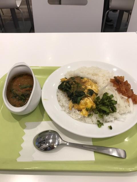 インド式カレー 夢民>