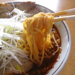 江ざわ - チャーシュータンタン麺大盛り
