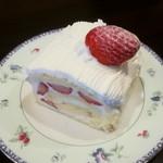 ウィーンの森 コンディトライ - 料理写真:ショートケーキ