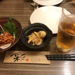 創彩焼鳥 味人 - 料理写真: