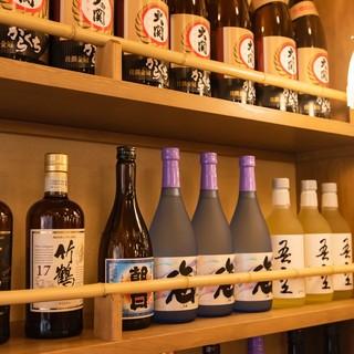 【もつ煮や串焼きとの相性抜群!!】日本酒