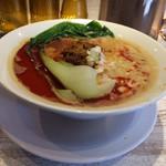 ラーメン家 あかぎ - 担々麺 850円(2019年4月)
