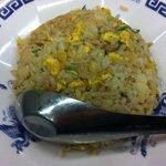 中華山庄 - ミニ炒飯¥200