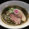 中華そば いづる - 料理写真:濃密な煮干しそば