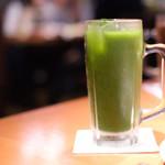 ヤキニクバル 韓の台所 - 西尾の抹茶杯