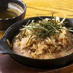華花 - 自然薯とろろステーキ