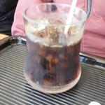 カフェ・カルディー - アイスコーヒー