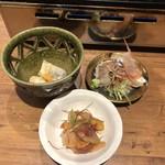 yakiuoishikawa - 前菜