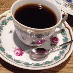 ねるどりっぷ珈琲 機屋 - ケニアコーヒー