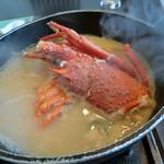 網元料理 徳造丸 - 味噌汁