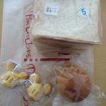 パン ドゥダン - 料理写真:買ったモノ