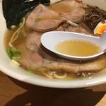 105845208 - 雑味のないスープ