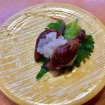 かっぱ寿司 - ほたるいか沖漬け ¥108