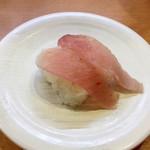 かっぱ寿司 - 天然びん長まぐろ ¥108