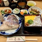 105849428 - 日替わり定食(900円)