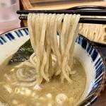 三三七 - つけめん煮番搾り(850円)