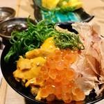 sumibiya - 朝摘み卵のかけご飯