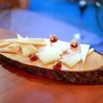 シリミリ - ☆チーズ盛り合わせ 900円
