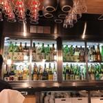 105860064 - びっくりするほどの日本酒‼️‼️日本酒だらけwwww