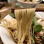 105861063 - 低加水ストレート細麺