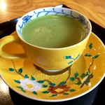 105863775 - 祇園プレンド茶(温)…480円
