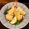 はるりん - 料理写真:海老天揚げもちおろしぶっかけ