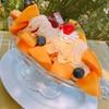 Sweet of Oregon - 料理写真:【季節限定】マンゴーボート(カフェ商品)