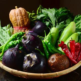 京都伝統野菜のおばんざい