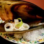 緒方 - タイラギ貝