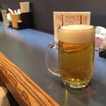 鳳凛 - 生ビール