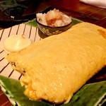 博多串焼き まる - 明太出汁巻