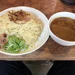 105872972 - カレーつけ麺大盛り(400g)