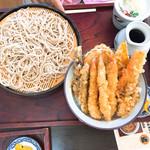 蕎麦 寶 - 天丼セット
