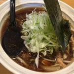 なまら - 料理写真:鶏こづゆ醤油ラーメン