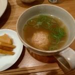 しまうま食堂 - 肉団子スープ