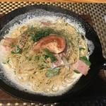 ティペット喫茶レストラン - カルボナーラ(750円)